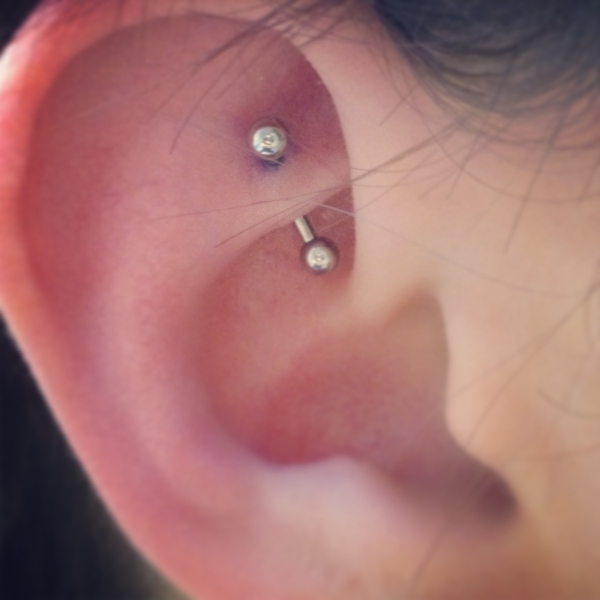 ear piercing rook - photo #13