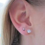Lobe and second hole